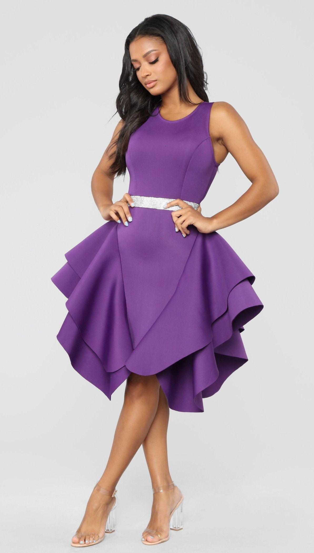 Fashion Nova Dresses Purple Dress Birthday Dress Women [ 2099 x 1193 Pixel ]