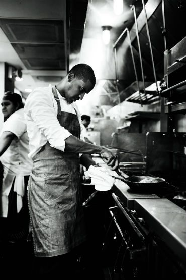 The Best New Restaurants in America, 2014 according to Esquire. #1 - Cecil, Harlem 210 w. 118th st.