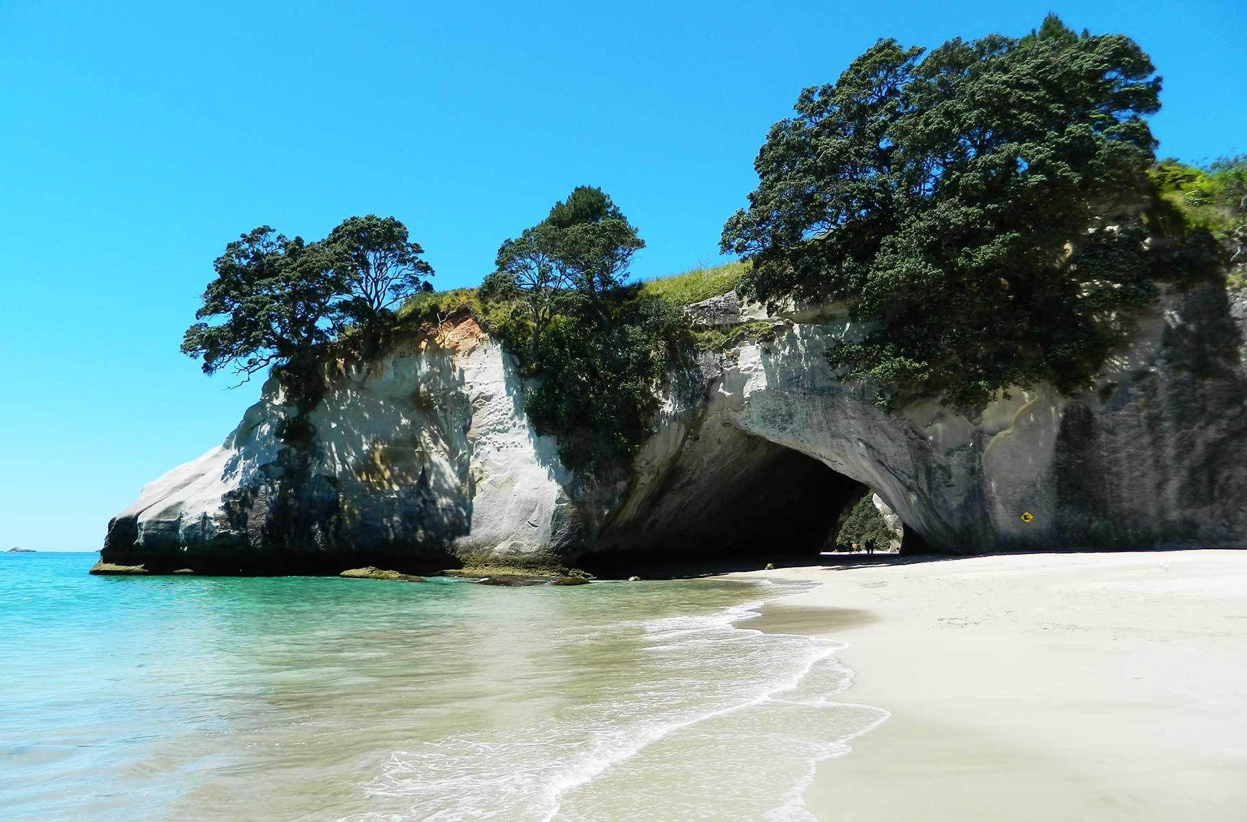 Veja 100 fotos da Nova Zelândia, um pequeno país onde a natureza se agiganta