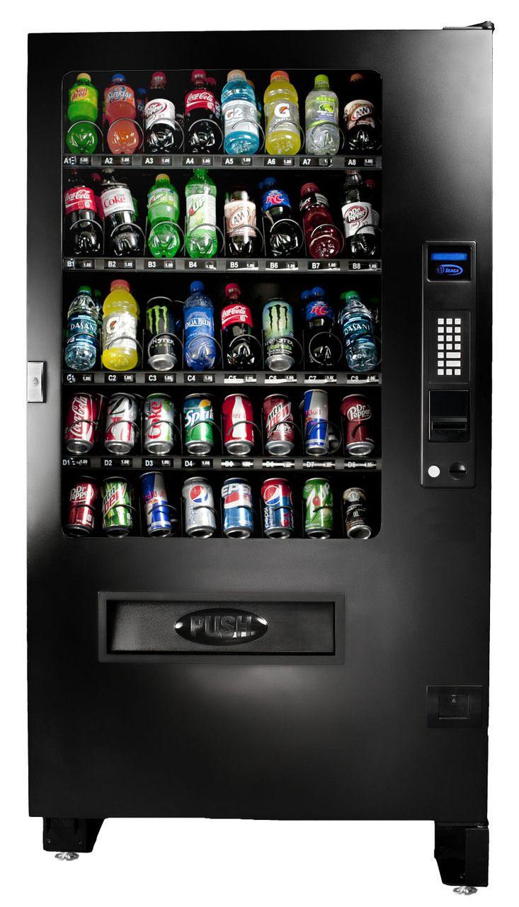 Global vending group inc seaga infinity 5b beverage