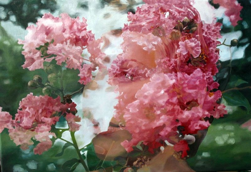 Pakayla Biehn. Her paintings are absolutely gorgeous.