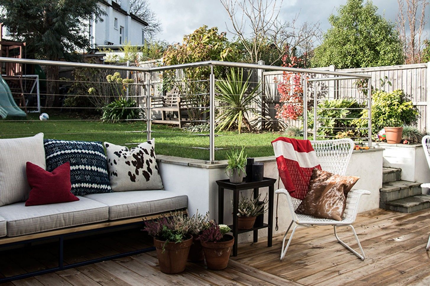Comfy Garden Sofa in 6  Garden sofa, Backyard furniture