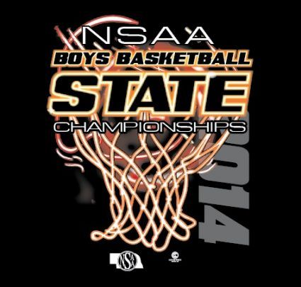 state boys basketball 2014 custom sports t shirt designs