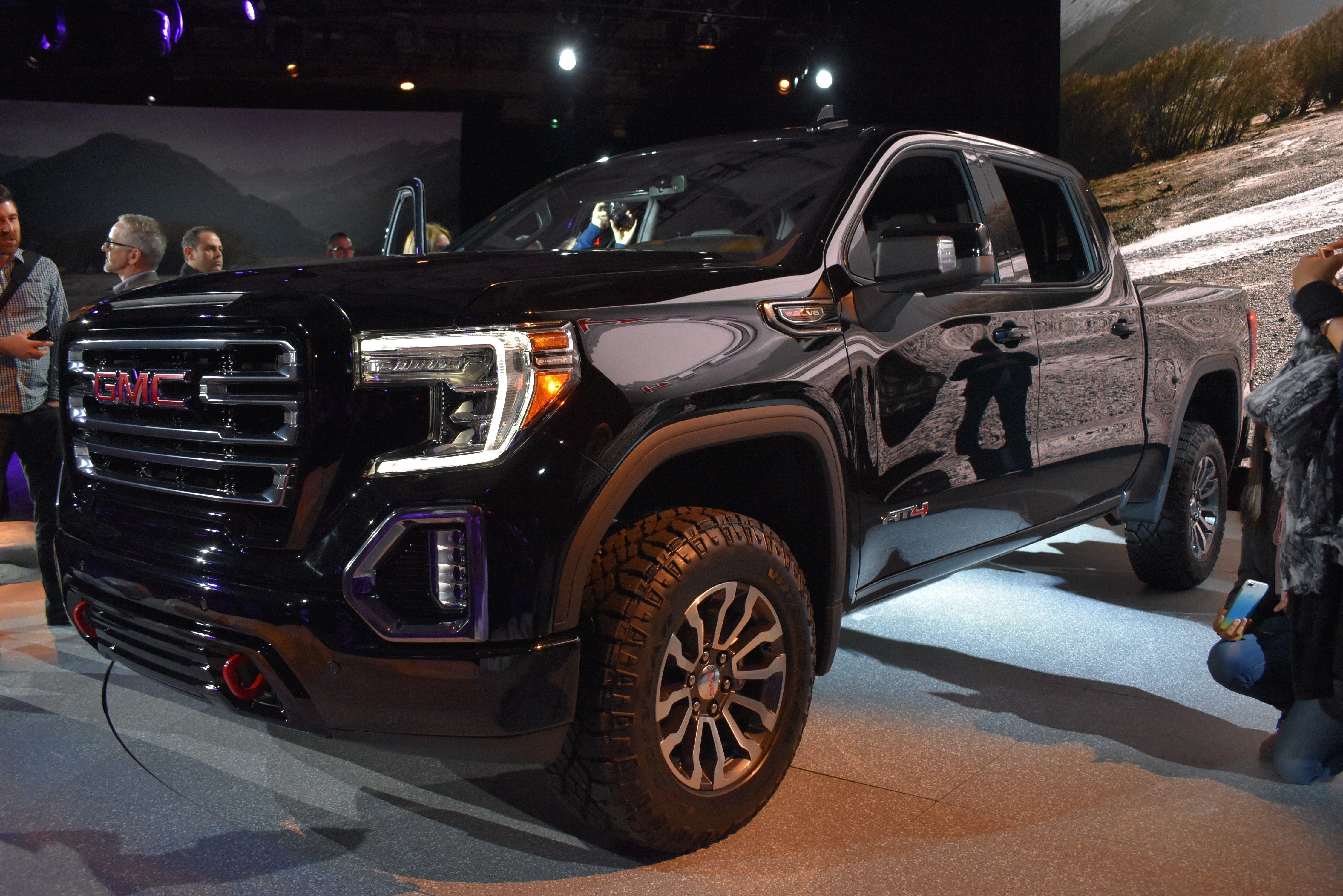 2019 Gmc Off Road Truck New Interior Car Review 2019 Car 2019