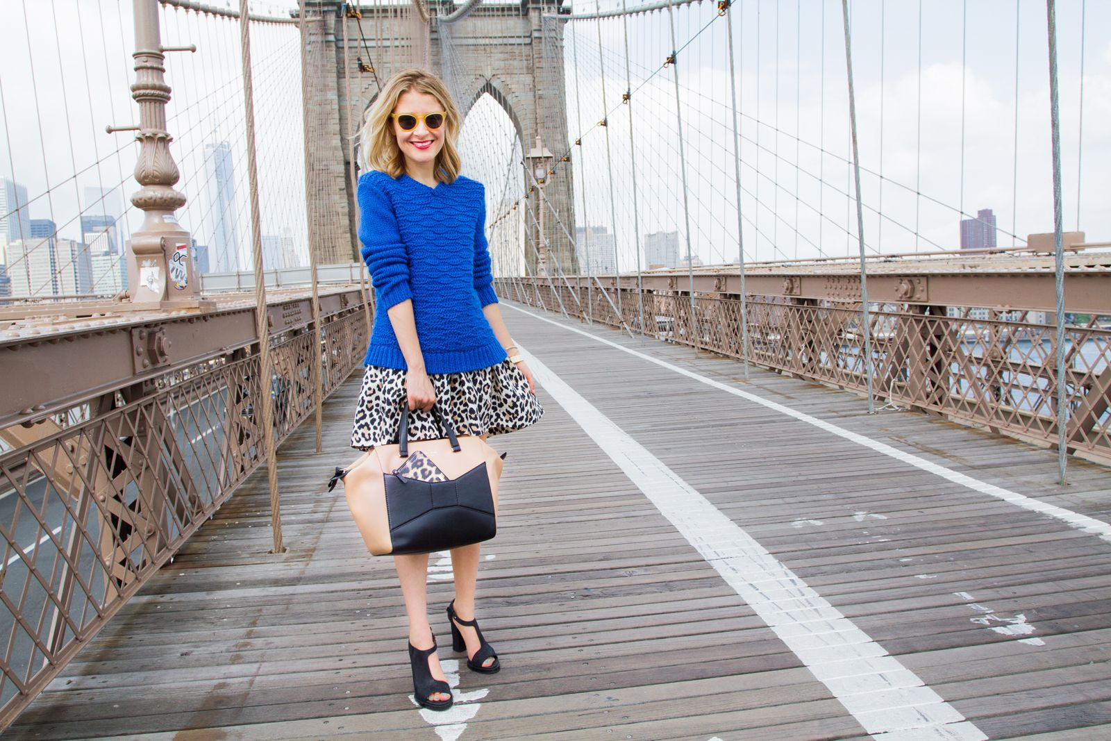 3 Girls, 9 Looks, 15 Reasons To Love NYC! #refinery29