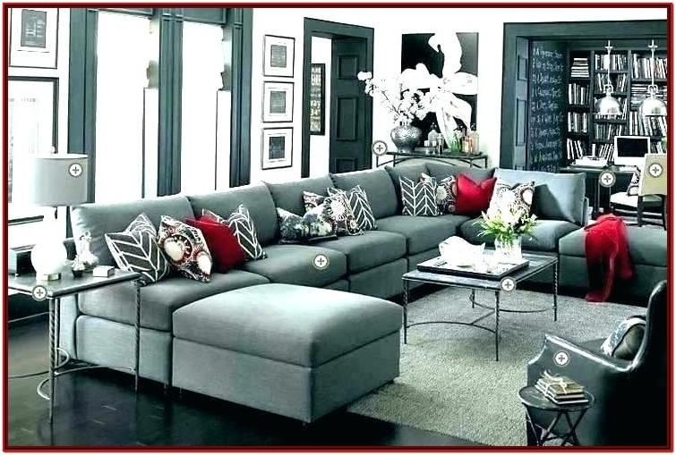 Black Red And Silver Living Room Ideas Grey And Red Living Room Living Room Decor Gray Living Room Grey