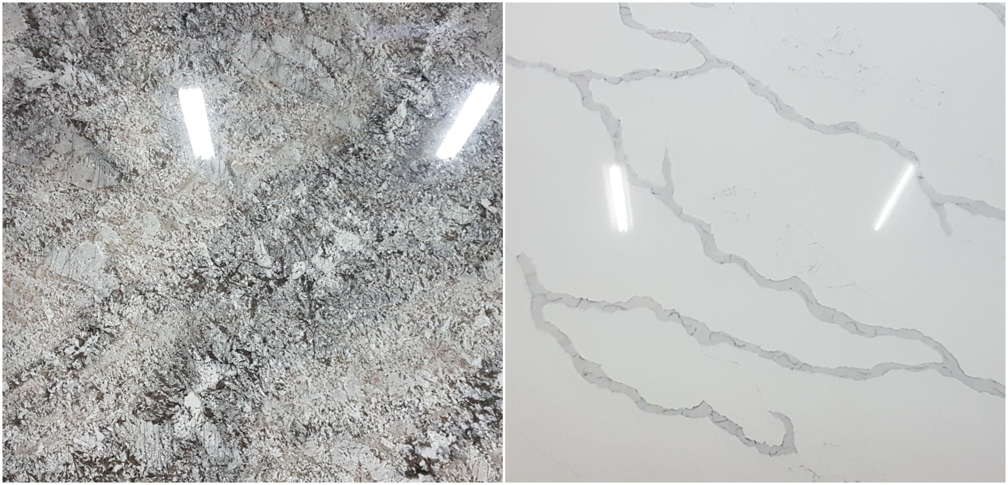 Granite Vs Quartz Which One Do You Prefer Granite And Quartz Are