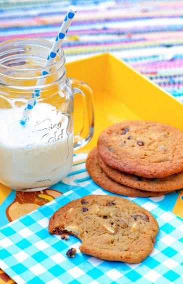 Triplasuklaa Cookiet
