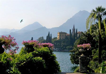 Lake Como, Northern Italy