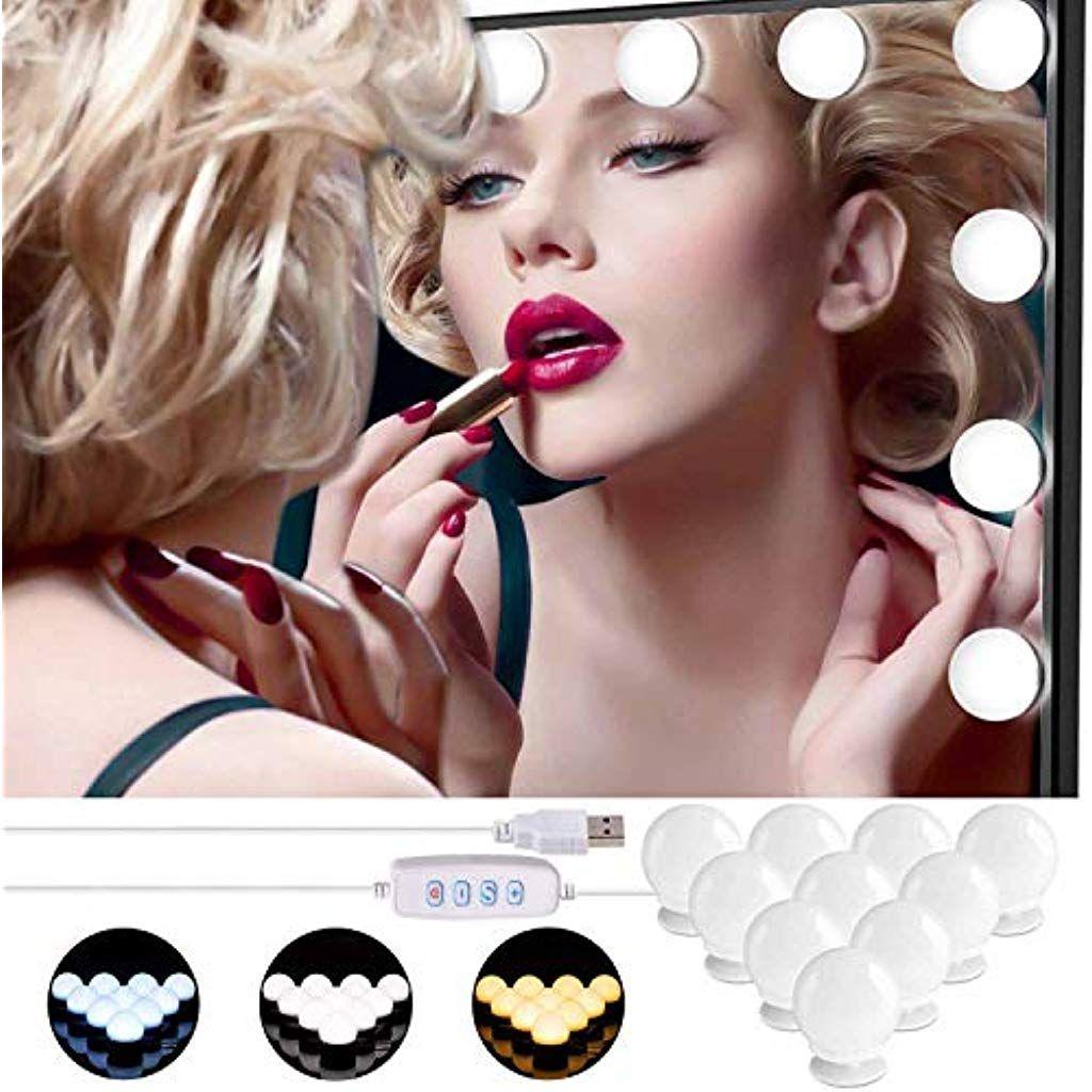 Vergrosserungsspiegel Mit Beleuchtung Hollywood Mirror Stylish Bedroom Design Light Makeup