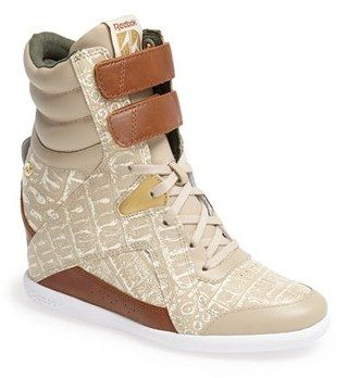Reebok Wedge Sneaker
