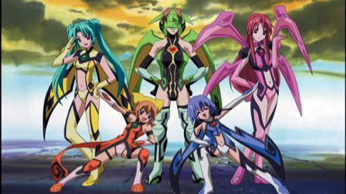 Yumeria anime