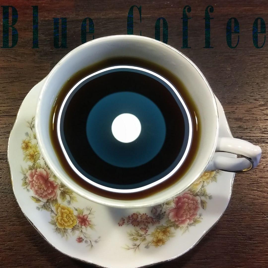블루 커피 블루 커피 조명 루왁 Blue Coffee Lighting Luwak ブルー
