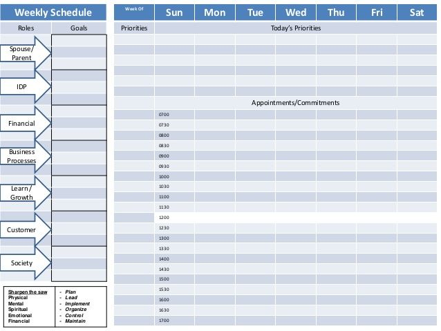 Franklin day planner google search time management for Franklin covey calendar template