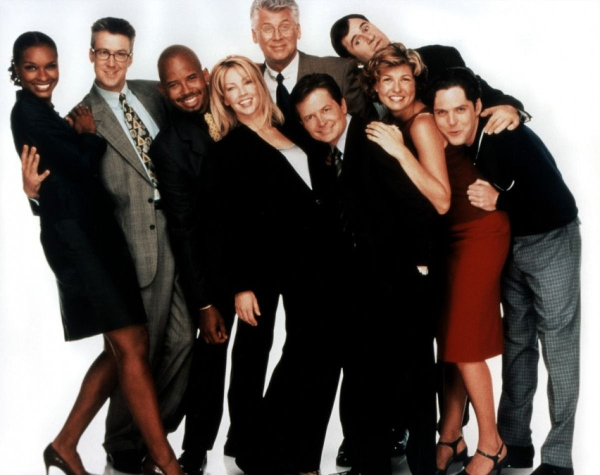 Spin City Top Comedy Spin City Classic Comedy Movies Top Comedies