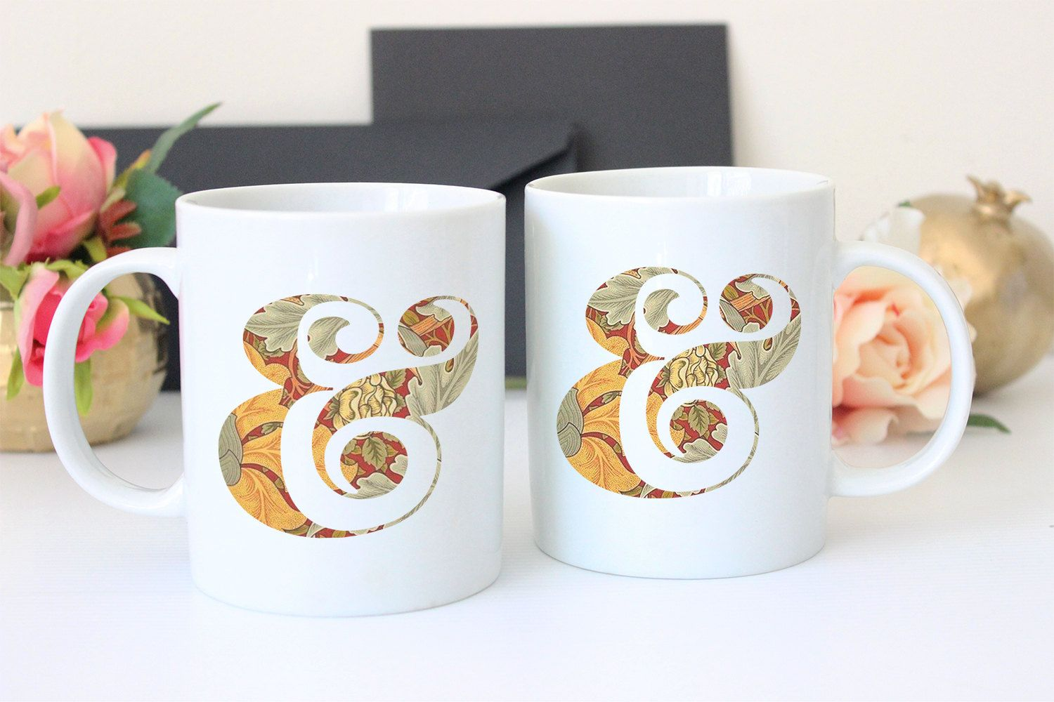 brilliant 20 pretty coffee mugs decorating design of lovely finds