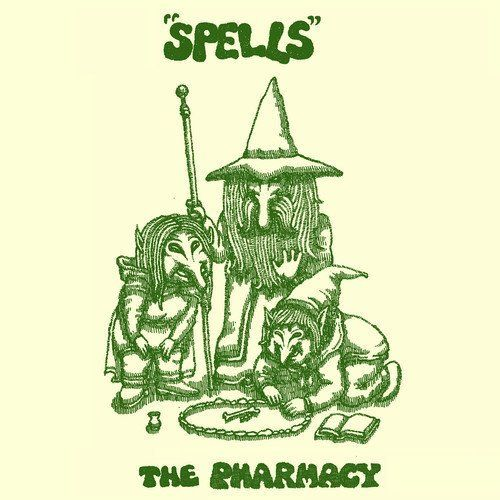 Pharmacy - Spells, Black