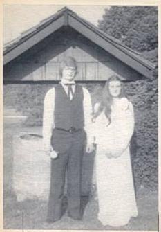 Jeffrey Dahmer with his senoir prom date Bridget Geiger ...