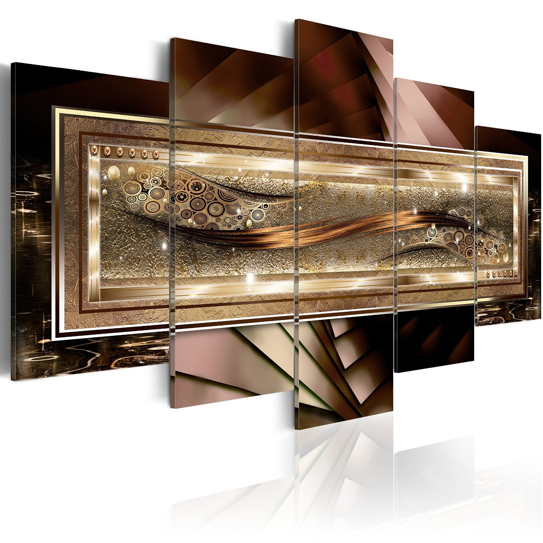 200x100 xxl format bilder xxl fertig aufgespannt top vlies leinwand 5 teilig 3. Black Bedroom Furniture Sets. Home Design Ideas