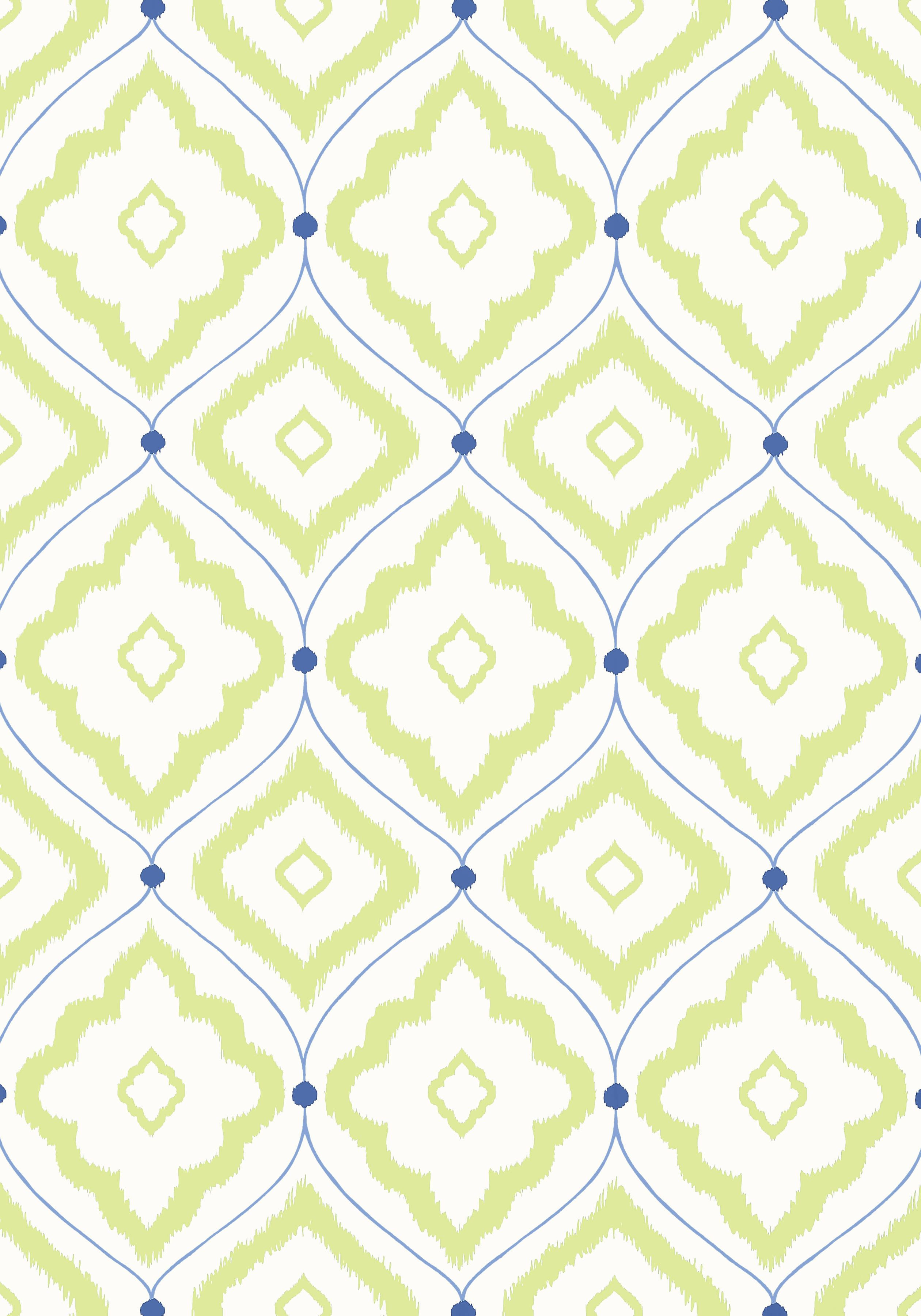 For Family room? (green and blue) BUNGALOW, Lime, T16053, Collection ...