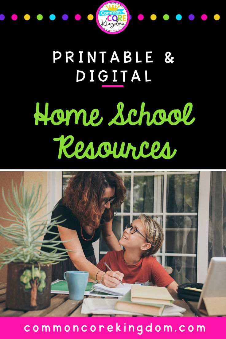 Photo of Home School Resources Elementary