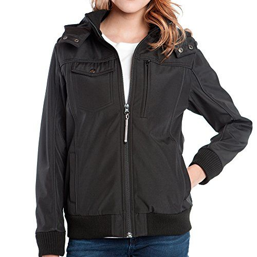 b90fe1fcc99 Baubax Travel Jacket - Bomber - Female - Black - Small Ba...