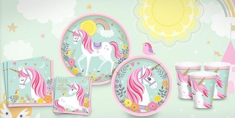 Party City Unicorn Invitations