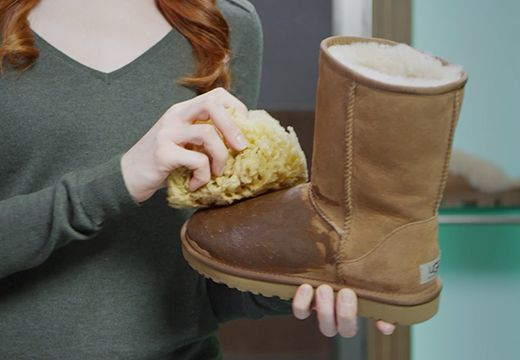 Finally Found Instructions For Cleaning My Ruined Uggs Go Figure It Was On The Ugg Website All Along Lol Cleaning Uggs Ugg Boots Uggs