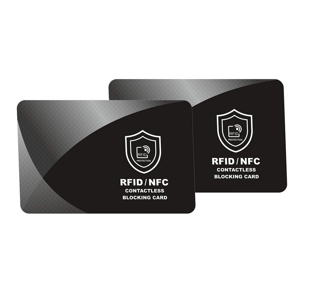 Rfid blocking card nfc contactless cards protection 1
