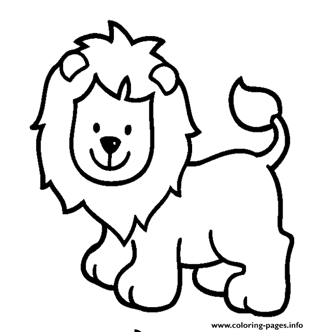 Print Lion S For Girls Animals33a4 Coloring Pages In 2020 Lion Coloring Pages Animal Coloring Books Zoo Animal Coloring Pages