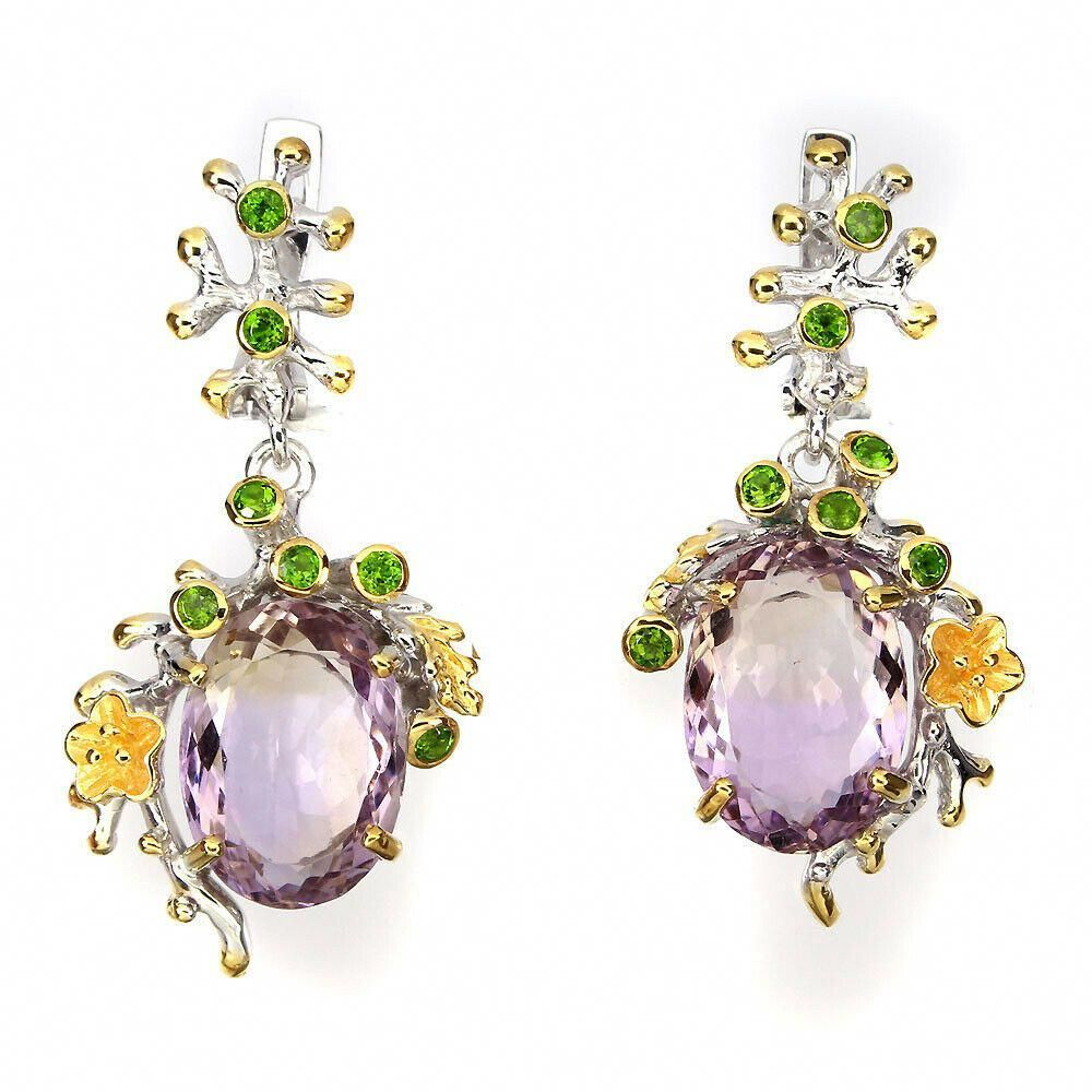 To tidy diamond precious jewelry, develop an option using