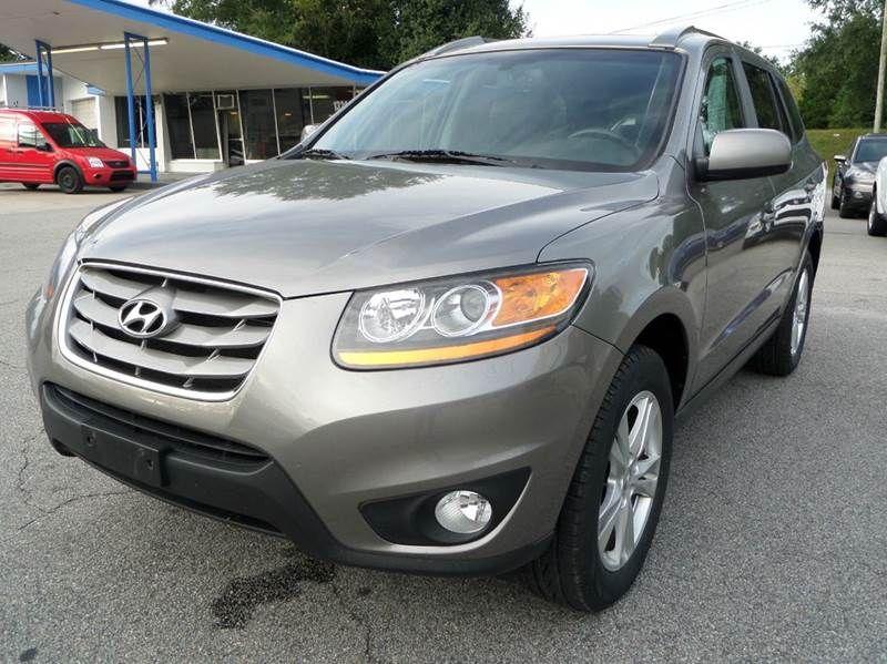 2011 Hyundai Santa Fe Limited $14,779