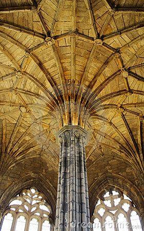 gothic ceiling | Arquitectura/Escultura | Pinterest ...