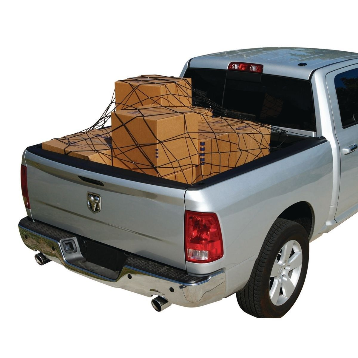 72 In X 96 In Full Size Pickup Cargo Net In 2020 Cargo Net