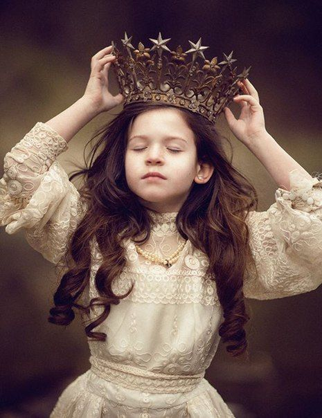 When she was small, she remembered trying the crown on her head and imagining big dreams of the future . Big dreams .
