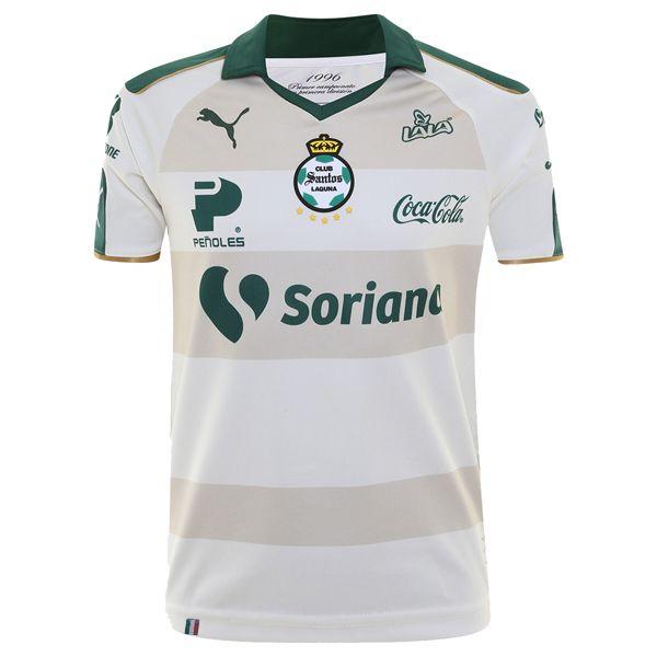 206fae77e Santos Laguna to switch kit supplier from Puma to Charly Futbol   LigaMX