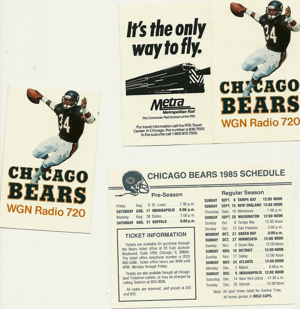 Pin on Chicago Bears Items, vintage & collectible