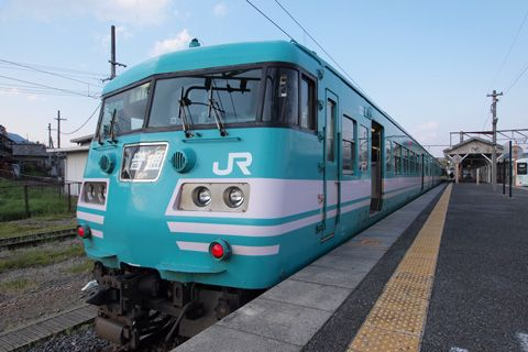JR西日本 117系0番台