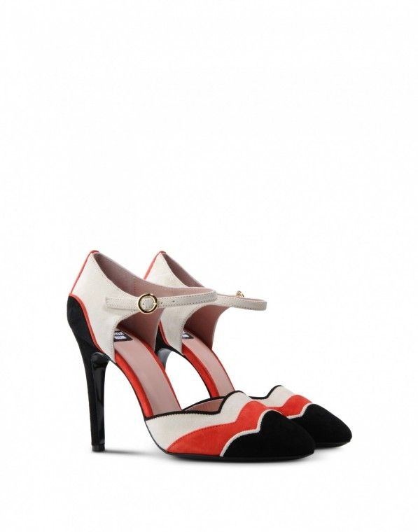 Collezione scarpe Moschino Primavera Estate 2016 (Foto) | Shoes Stylosophy