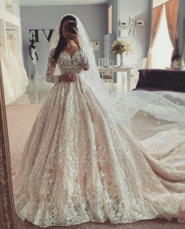 Pin by Nika-Marie Ban on BRIDE DRESSES  Bridal dresses, Wedding