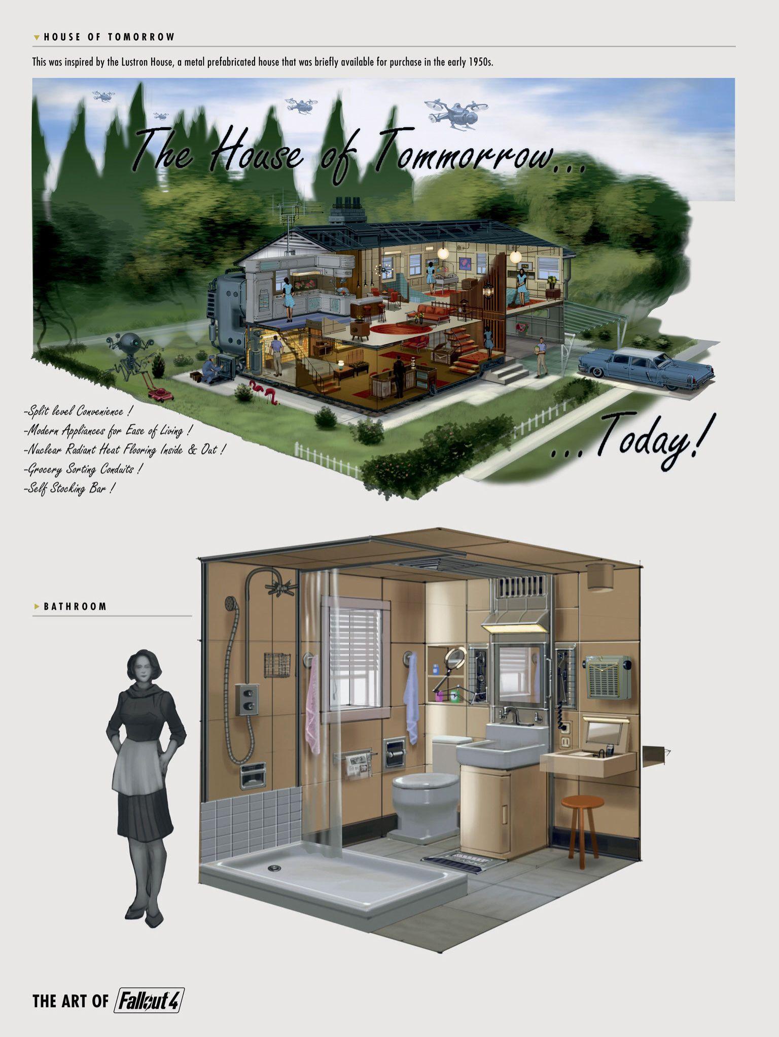 Fallout 4 Home Plate Build Art T Fallout Fallout