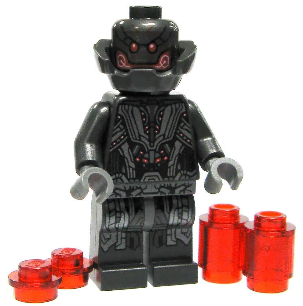 Lego Marvel Super Heroes Loose Ultron Prime Minifigure Loose Lego Marvel Super Heroes Lego Marvel Heroes Lego Marvel