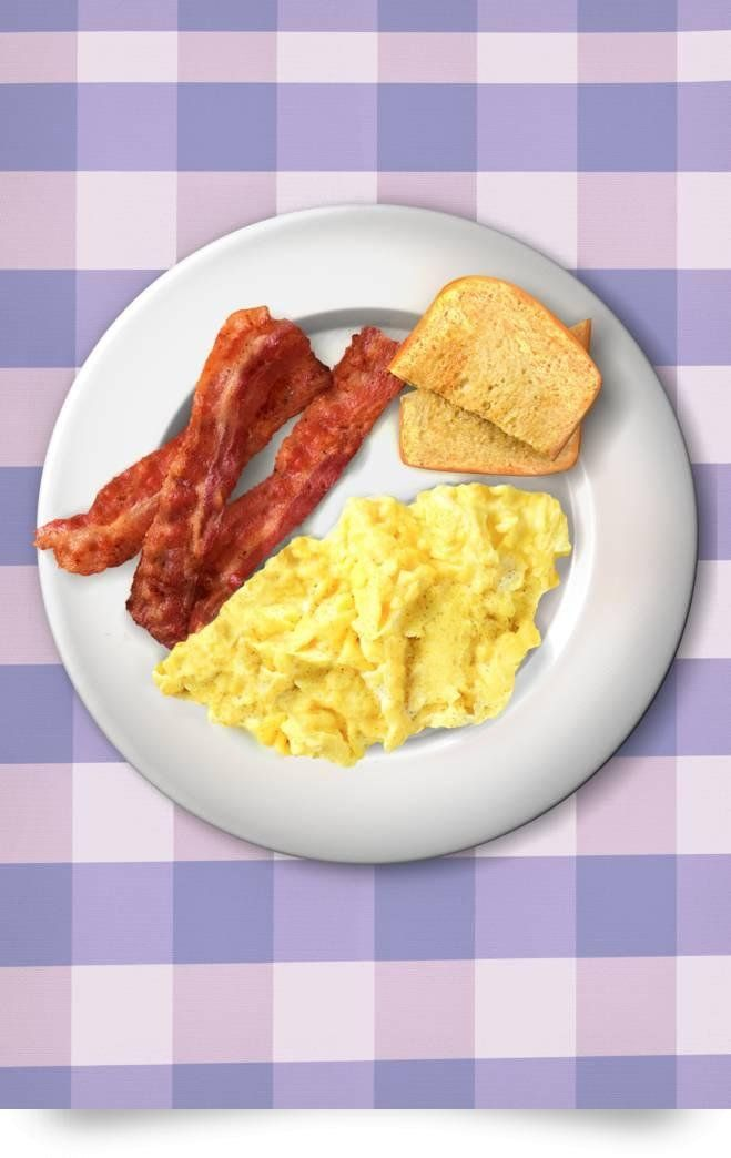 Ron Swanson's Breakfast Poster Of Champions (Giclee Art Print), Dave Delisle