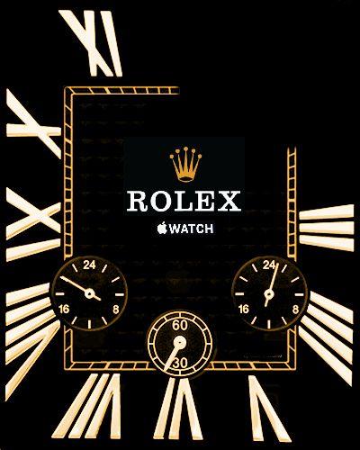 Rolex watch Apple Watch Face. r o l e x Ecran Apple Watch, Fond Ecran Apple, Apple