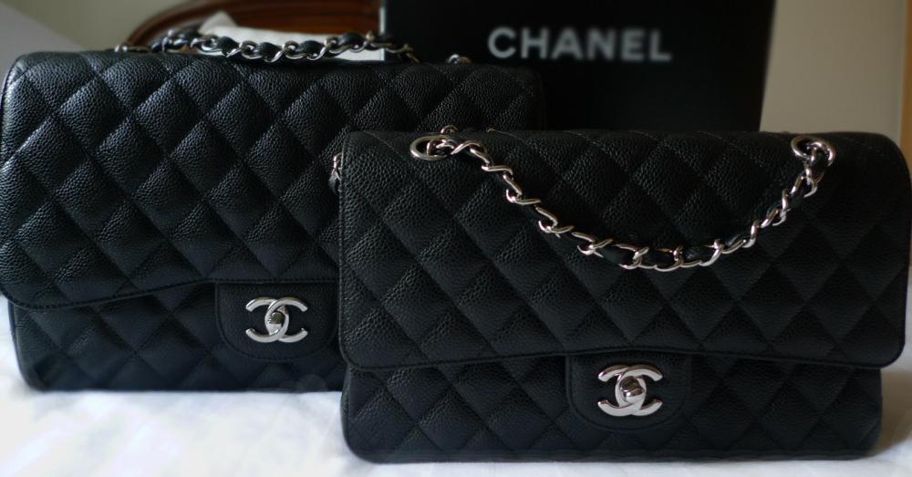 Chanel Medium Jumbo Maxi Classic Flap Bag 1
