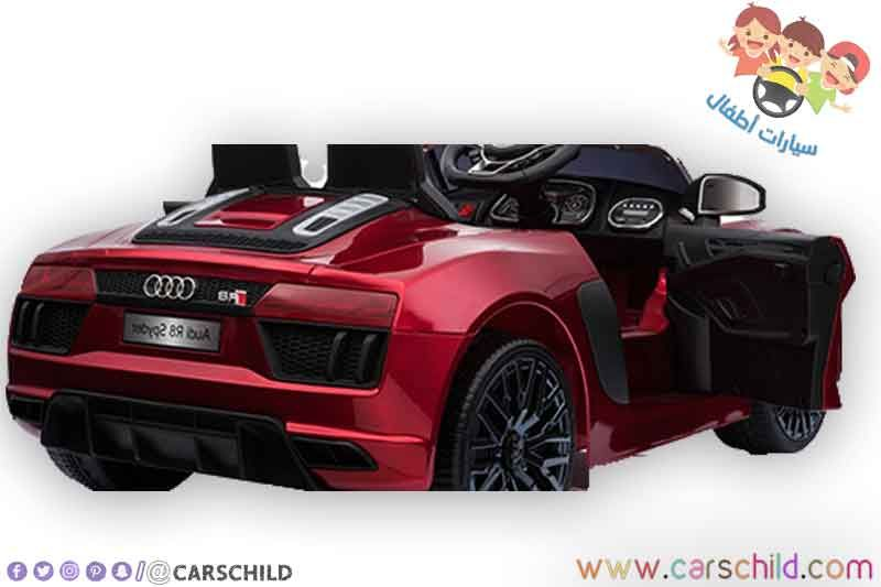سيارات اطفال من نوع Audi Sports Car Police Cars Vehicles