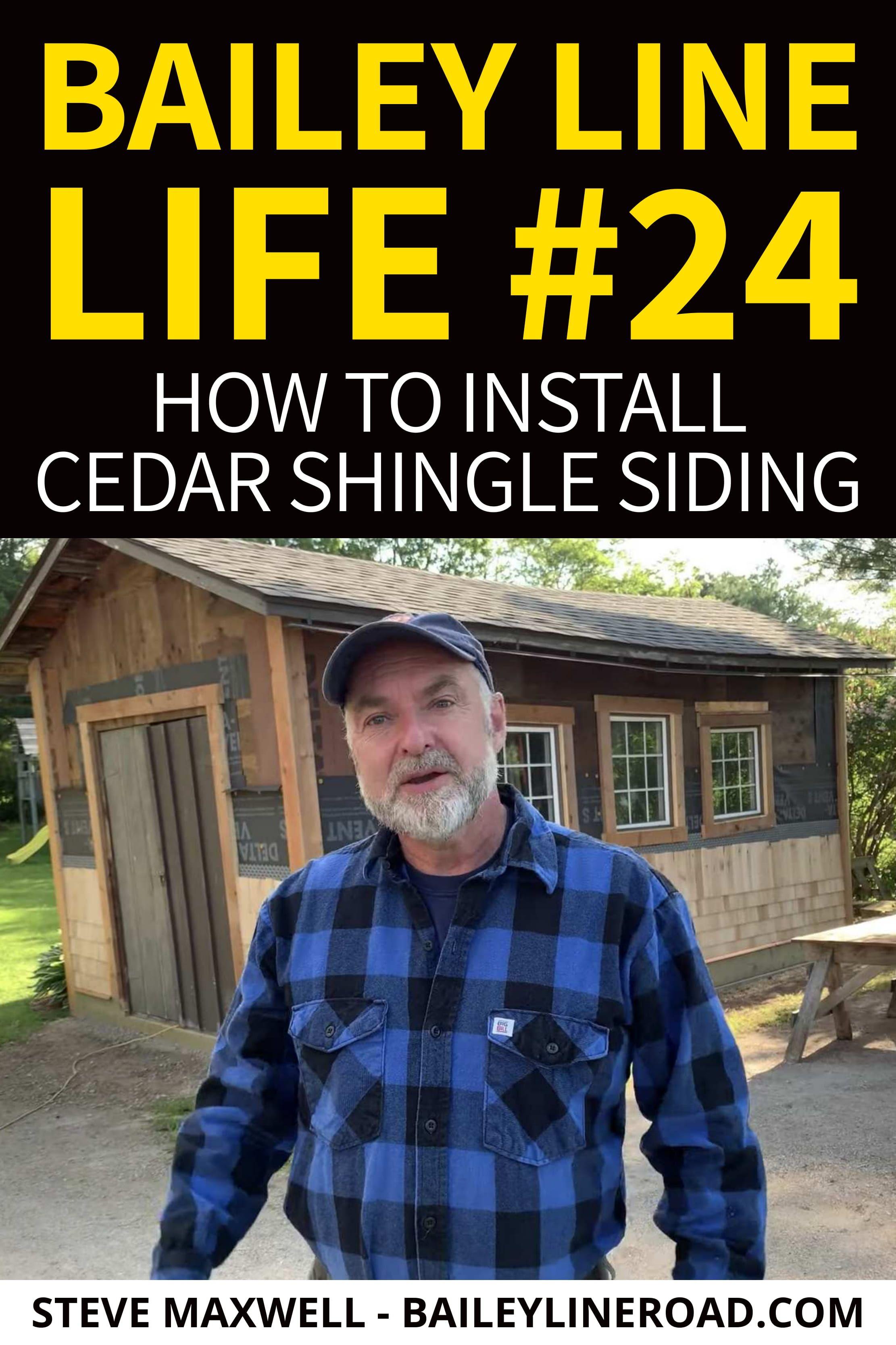 Best How To Install Cedar Shingle Siding Cedar Shingle Siding 400 x 300