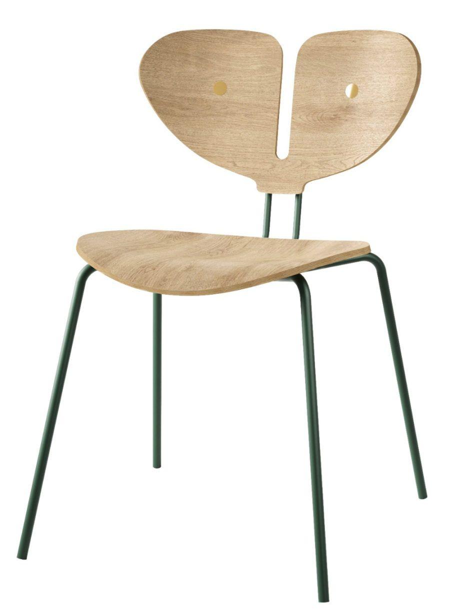 Moth Chair ist eine coole Variante des skandinavischen Modernismus ...