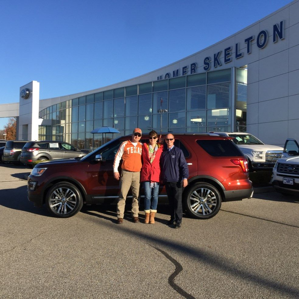 Homer Skelton Ford Olive Branch >> Michael And Kelly Delaney Reviews The 2016 Ford Explorer