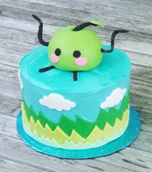 Pin by Bella's Desserts on Cool cakes   Dessert cupcakes ...